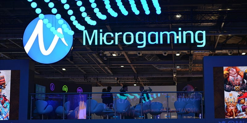 Photo of Microgaming
