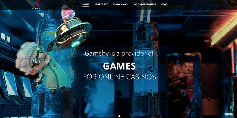Photo of Gamshy partner with GrooveGaming