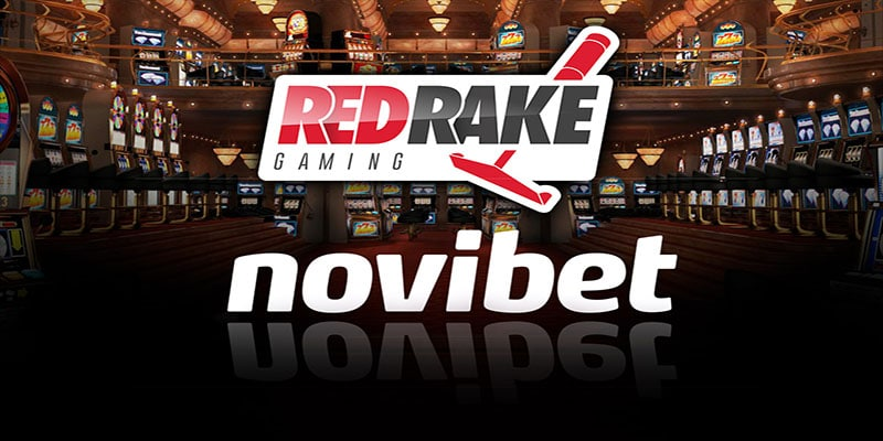 Photo of Novibet Casino take on Red Rake Gaming Games