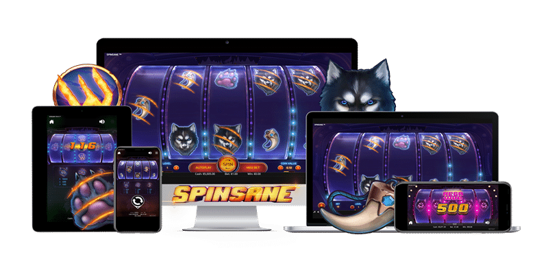 Photo of NetEnt Release Spinsane – Wolf Themed Slot Machine