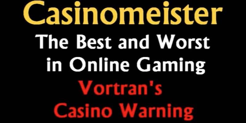 Vortran Warning