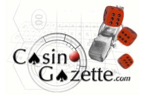 Casino Gazette as it appeared in August 2000
