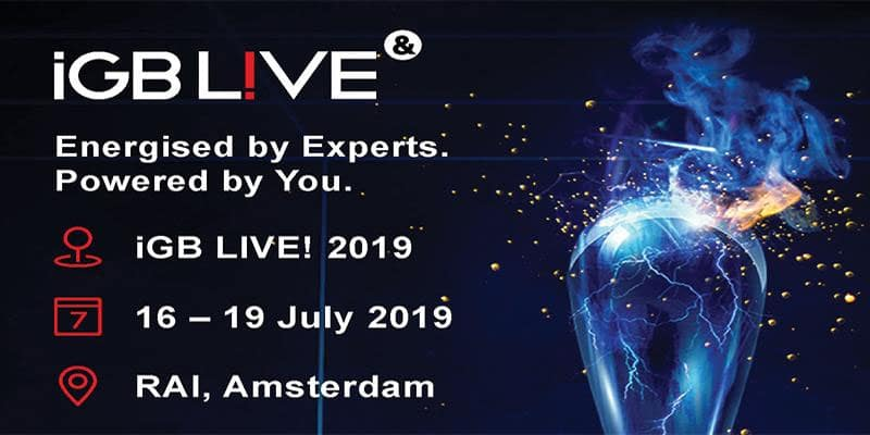 Photo of iGaming Industry set to Descend on Amsterdam for iGB Live!