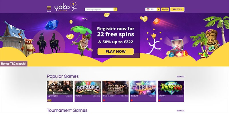Photo of Yako Casino