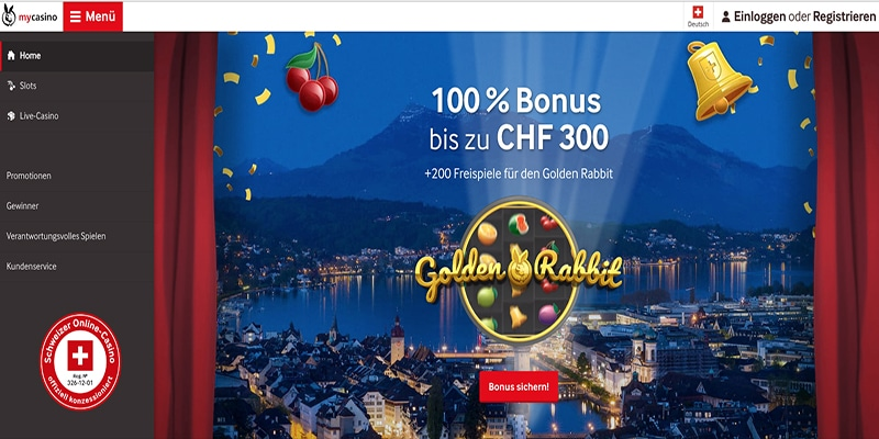 Photo of Red Tiger expands Swiss Exposure with MyCasino.ch