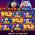 Vampires vs Wolves Slot released by Pragmatic Play
