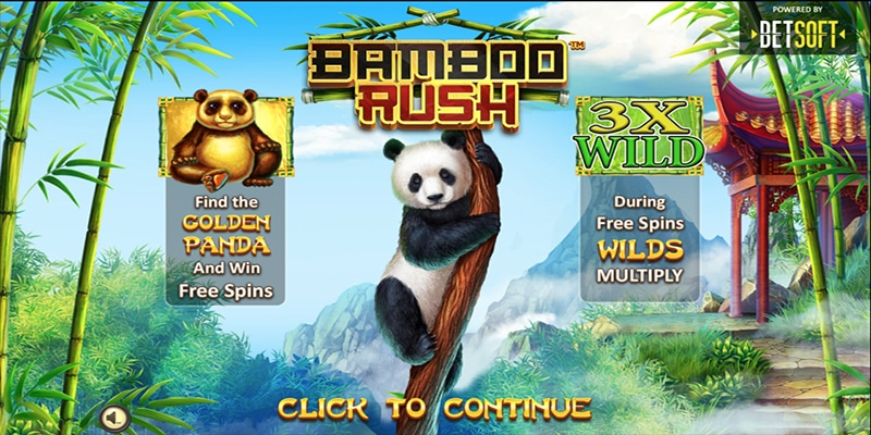 Photo of Bamboo Rush Slot from Betsoft
