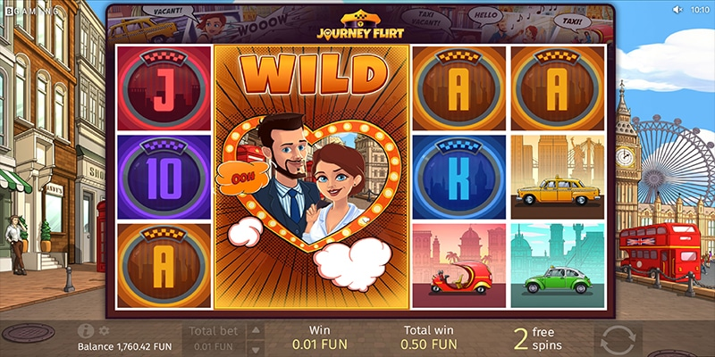 Photo of Journey Flirt Slot