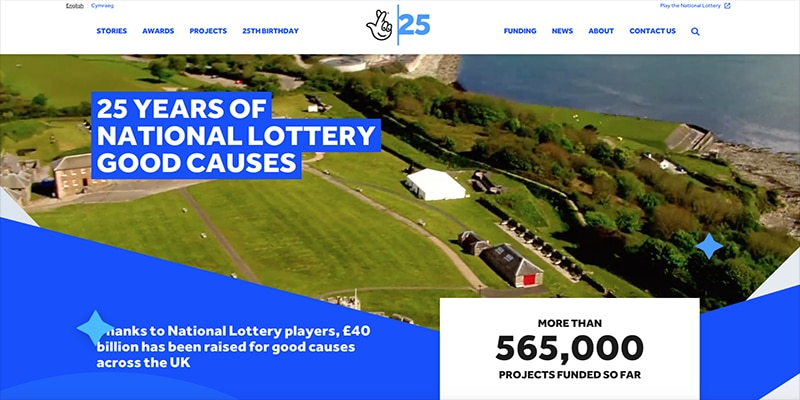 Lottery Good Causes