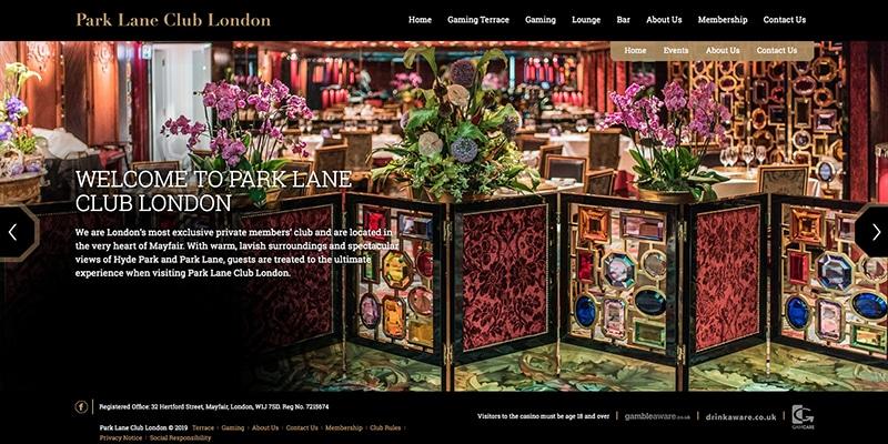 Park Lane Club Mayfair