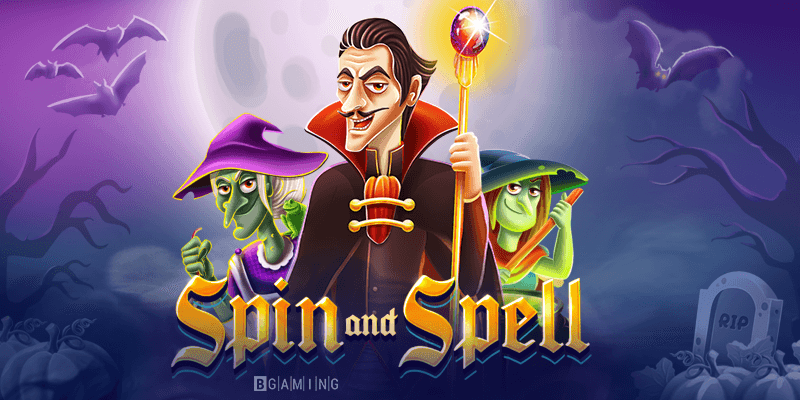 Photo of Spin and Spell from BGaming