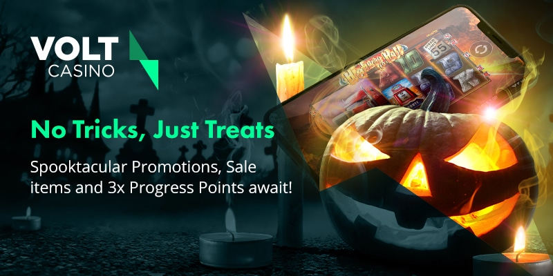 Photo of Volt Casino Launch a Spooky Halloween Promotion for Players