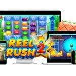 Reel Rush 2 Slot from NetEnt