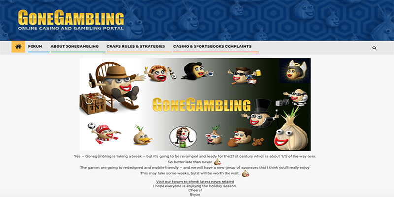 Photo of GoneGambling