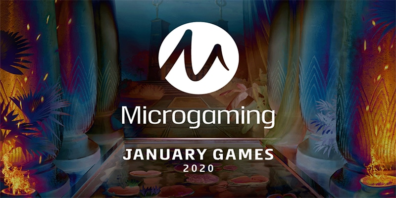 Photo of Microgaming New Slot Releases for January