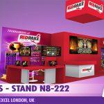 Red Rake Gaming exhibiting again at ICE London 2020!