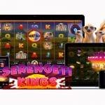 Serengeti Kings Slot – Latest Release from NetEnt