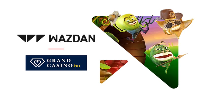 Photo of Wazdan Games now available in Hungary