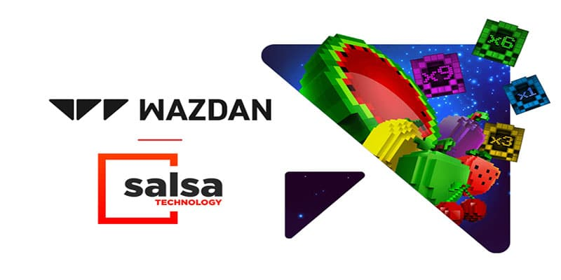 Photo of Wazdan secures team up with Salsa Technology