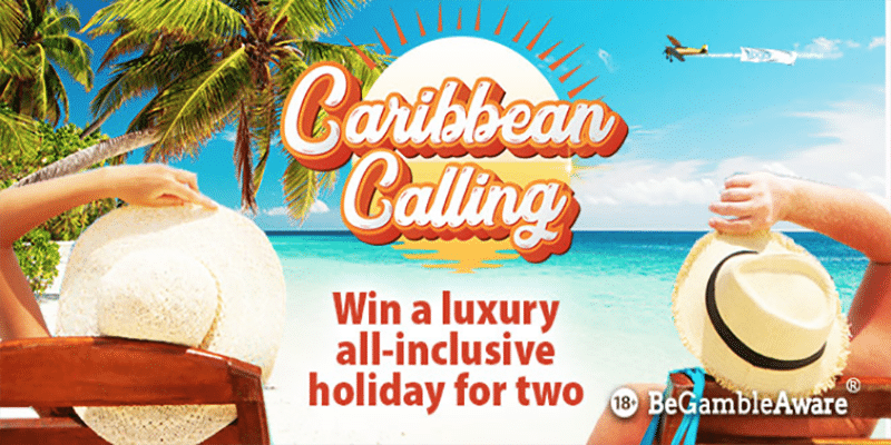 Photo of Caribbean Calling with BGO Casino