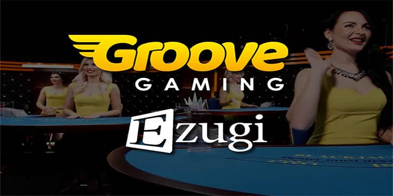 Photo of Ezugi to work with GrooveGaming