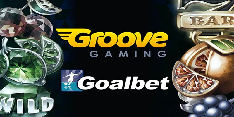 Photo of GrooveGaming scores a goal with Goalbet