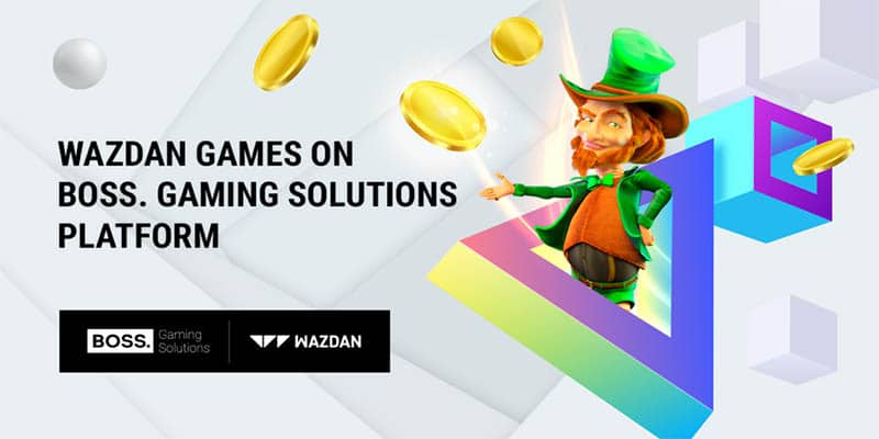 Photo of Wazdan now featured on Boss. Gaming Platform