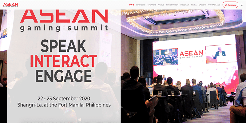 Photo of ASEAN Gaming Summit Reschedules for September
