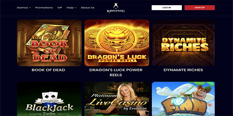 Photo of LordPing Online Casino launches with SkillOnNet