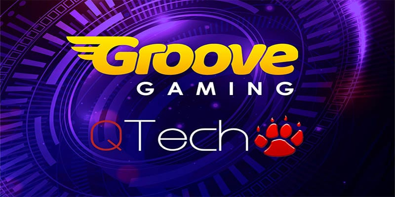 Photo of QTech Games and GrooveGaming enter Partnership