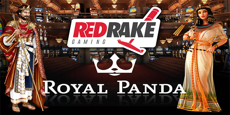 Photo of Royal Panda get the Red Rake Gaming Treatment