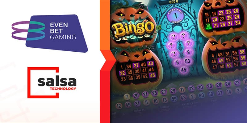 Photo of Salsa's Video Bingos to be integrated onto the EvenBet Platform