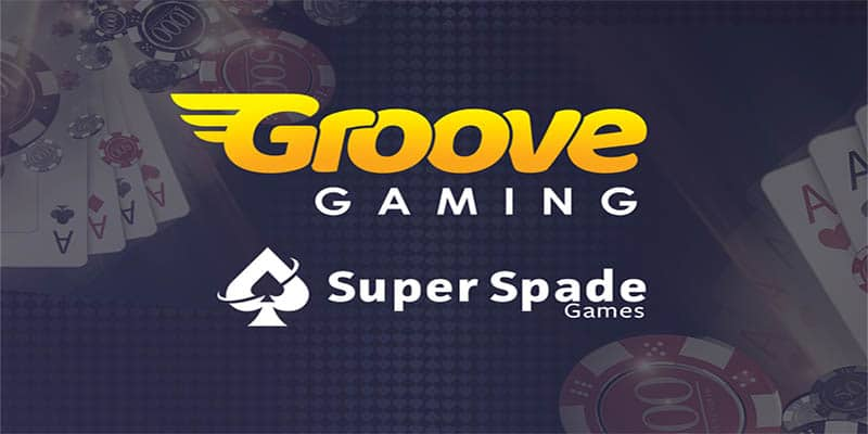 Photo of GrooveGaming enter partnership with Super Spade Games