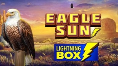 Photo of Eagle Sun released by Aussie Slot Specialists