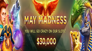 Photo of Pariplay's 30K May Madness Promotion Kicks Off