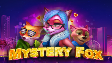 Photo of Mystery Fox Slot released by Pariplay