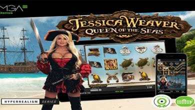 Photo of Jessica Weaver Queen of the Seas by MGA Games