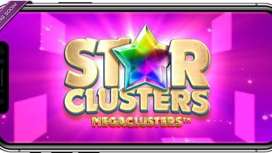 Photo of Star Clusters Slot featuring Megaclusters™
