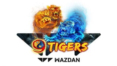 Photo of 9 Tigers Slot from Wazdan