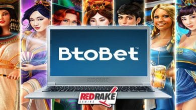 Photo of BtoBet to get Game Content from Red Rake Gaming