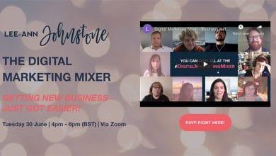 Digital Marketing Mixer