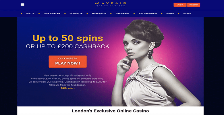 Mayfair Casino