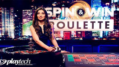 Photo of Spin and Win Live Roulette from Playtech & PokerStars