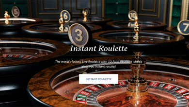 Photo of Instant Roulette from Evolution Gaming