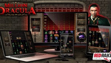 Photo of Million Dracula Slot from Red Rake Gaming
