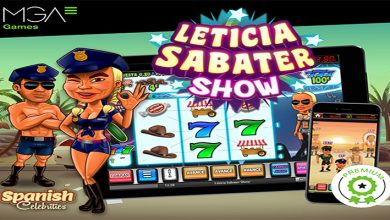 Photo of Leticia Sabater Show Online Slot