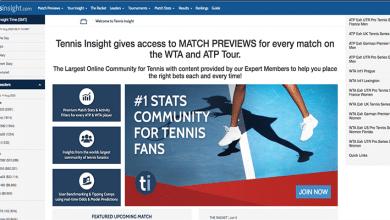 Tennis Insight