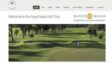 Photo of Enteractive Sponsor 'Mini Ryder Cup' which commences today in Malta