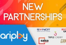 Photo of Pariplay Diversifies Fusion™ with Content from Five New Software Providers