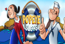 Photo of Popeye Slots from Vibra Gaming
